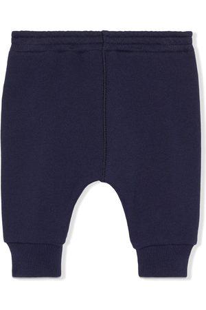 Gucci Joggers - Logo-patch track pants