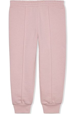Gucci Slim-fit Web-trim trousers