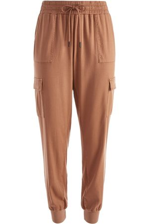 ALICE+OLIVIA Joanna cargo track trousers