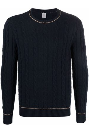 ELEVENTY Cable-knit jumper