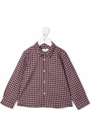 BONPOINT Shirts - Malo checked shirt