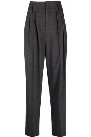 Isabel Marant Women Formal Pants - High-waisted suit trousers