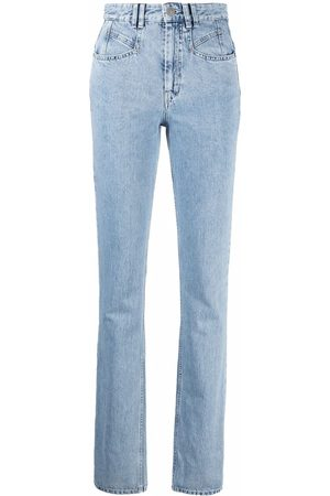 Isabel Marant Women High Waisted - Nominica high-waisted jeans