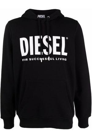 Diesel Logo-printed hoodie