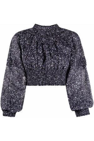 Michael Kors Women Blouses - Floral print blouse
