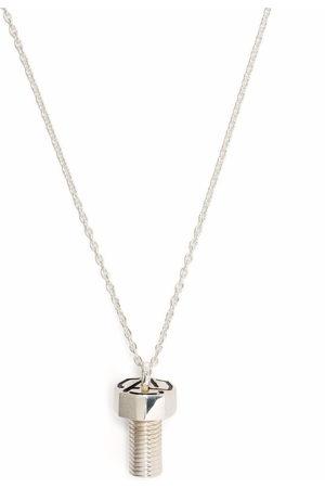 AMBUSH Men Necklaces - Bolt pendant necklace