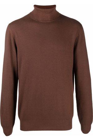 Boglioli Roll-neck cashmere jumper
