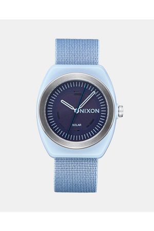 Nixon Light Wave Watch - Watches (Gray) Light-Wave Watch