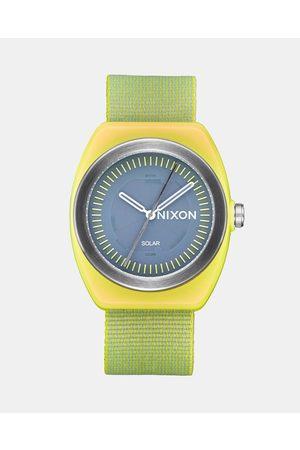 Nixon Light Wave Watch - Watches (Citrus) Light-Wave Watch
