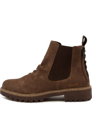 Blowfish Redsen Bw Whiskey Boots Womens Shoes Casual Ankle Boots