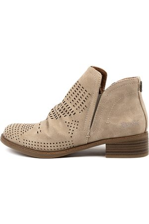 Blowfish Venomc Bw Lt Taupe Boots Womens Shoes Casual Ankle Boots