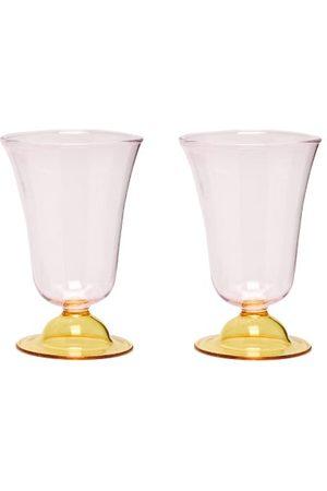 CAMPBELL-REY X Laguna B Set Of Two Cosimo Highball Glasses - Multi