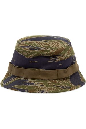 The Real McCoys The Real McCoy's Tiger Camourflage Boonie Hat
