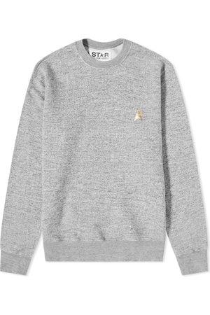 Golden Goose Men Sweatshirts - Golden Goose Star Archibald Crew Sweat