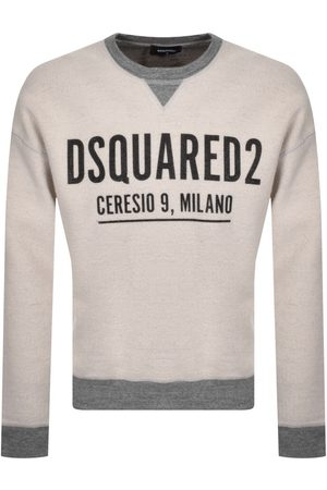 DSQUARED2 Men Sweatshirts - Inside Out Sweatshirt