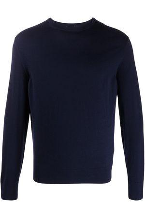 Ermenegildo Zegna Men Sweatshirts - Wool knit sweatshirt