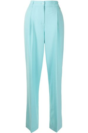 TWINSET Pressed-crease tailored trousers