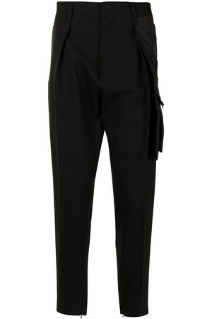 Dsquared2 Slim-cut tapered trousers
