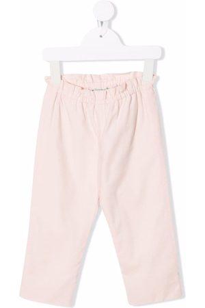 Bonpoint Tweety elasticated-waist trousers