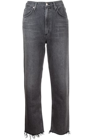 Citizens of Humanity Daphne high-rise slim-fit jeans