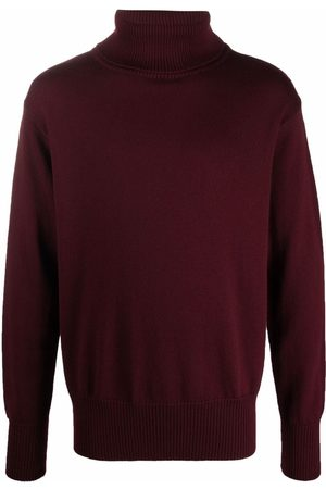 SOCIÉTÉ ANONYME Men Turtlenecks - Virgin wool roll-neck jumper