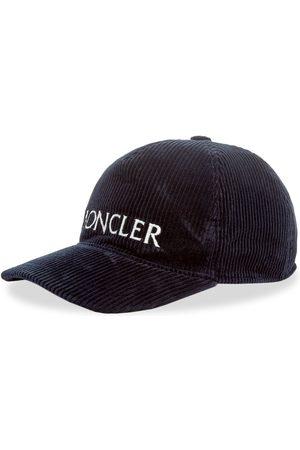 Moncler Cord Logo Baseball Cap
