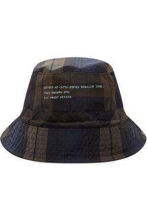 Moncler Genius Men Hats - 7 Moncler FRGMT Hiroshi Fujiwara Reversible Blackwatch Bucket Hat