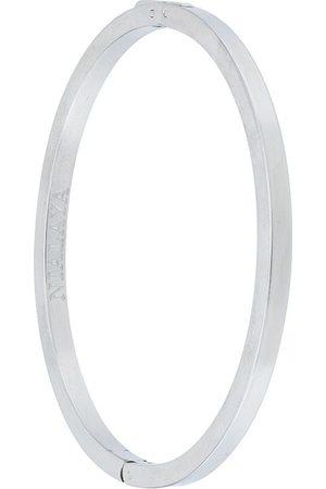Nialaya Jewelry Men Bracelets - Slim bracelet band