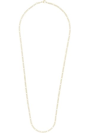 Nialaya Jewelry Men Necklaces - Long chain link necklace