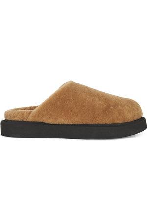 Giuseppe Zanotti Men Slippers - Wynter shearling slippers
