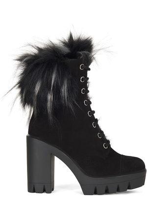 Giuseppe Zanotti Tonix Winter lace-up boots