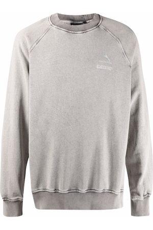 MAUNA KEA Graphic-print cotton sweatshirt