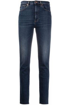 3x1 Stonewashed skinny jeans