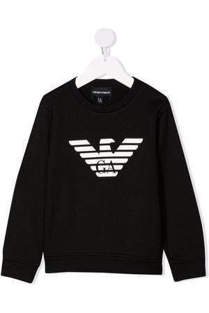 Emporio Armani Logo-print sweatshirt