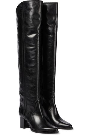 Isabel Marant Remine over-the-knee leather boots