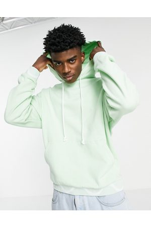 ASOS Co-ord oversized hoodie in green