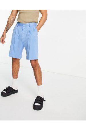 ASOS DESIGN Wide smart shorts in