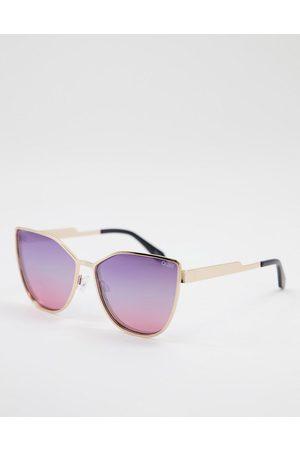 Quay Australia Women Sunglasses - Quay In Pursuit women's cat eye sunglasses in