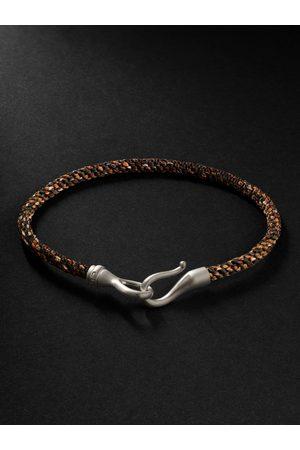 OLE LYNGGAARD COPENHAGEN Life and Cord Bracelet