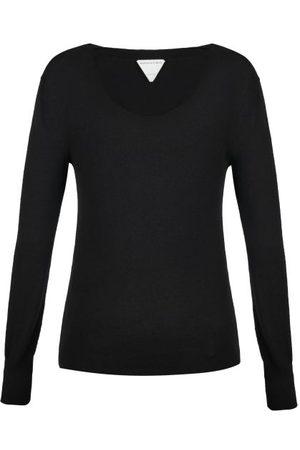 Bottega Veneta Scoop-neck Sweater - Womens