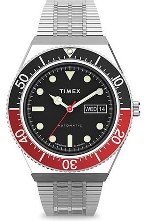 Timex Men Watches - M79 Automatic Stainless Steel Bracelet Watch