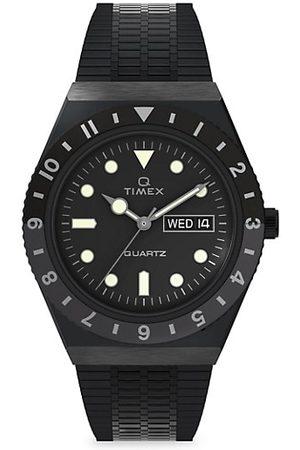 Timex Men Watches - Q Reissue Stainless Steel Bracelet Watch