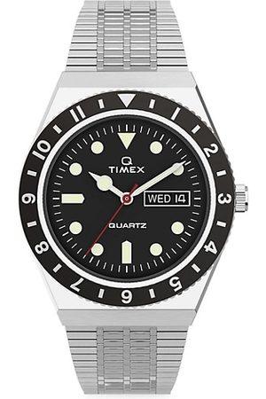 Timex Q Reissue Stainless Steel Bracelet Watch