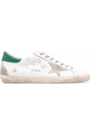 Golden Goose Men Sneakers - Superstar distressed sneakers