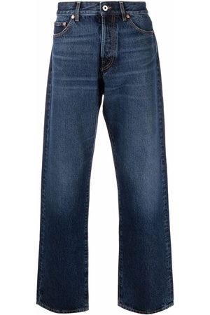 VALENTINO Men Straight - Straight-leg jeans