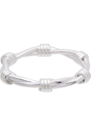 Stolen Girlfriends Club Skinny Barbed Wire Ring