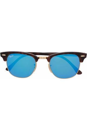 Ray-Ban Sunglasses - Tortoiseshell square-frame sunglasses