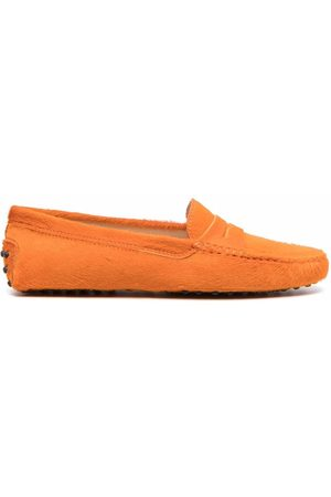 Tod's Women Loafers - Faux fur Gommino loafers