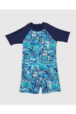 Aqua Blu Argos Sunsuit Babies - Rash Suits (Argos) Argos Sunsuit - Babies