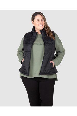 Love Your Wardrobe Cleo Puffer Vest - Coats & Jackets Cleo Puffer Vest
